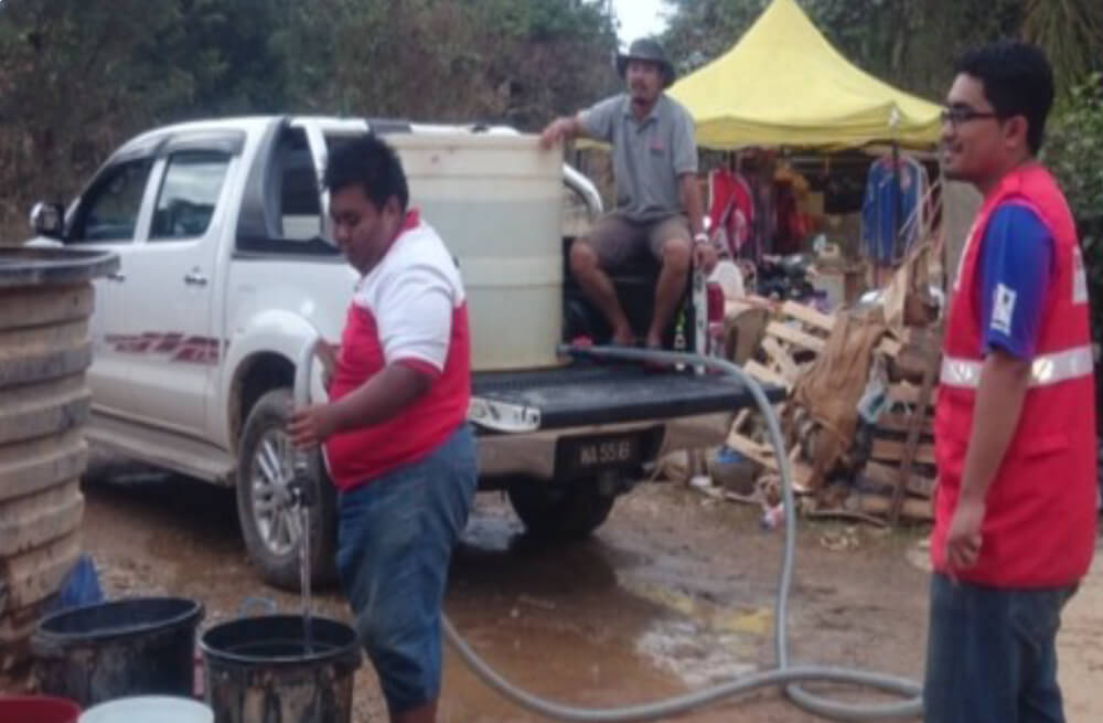 Disaster Flood Relief (2014)